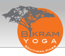 Bikram Hot Yoga of Southern Pines NC: logo